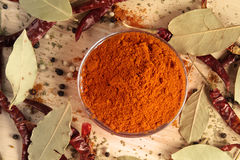 Spice background Royalty Free Stock Photos