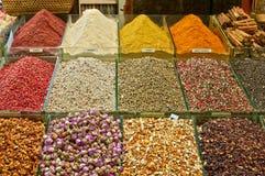 Spice bazaar Stock Image