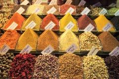 Spice Bazaar, Egyptian Bazaar, handmade Stock Images