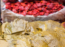 Spice bazaar in Istanbul Stock Photo