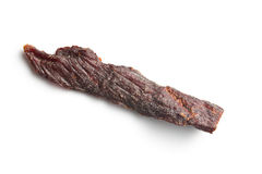 Spice beef jerky Royalty Free Stock Images