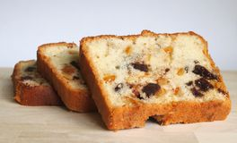 Spice-cake Stock Images
