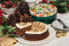 Spice cake Royalty Free Stock Photography