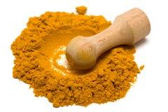Spice of cinnamon isolated Stock Photo