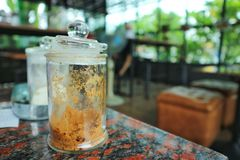 Spice coffee Stock Photo