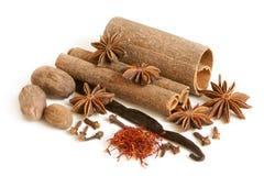 Spice collection Stock Photos