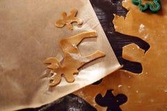Spice cookies Stock Photo