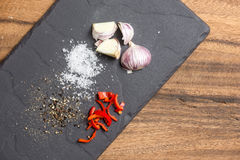 Spice Cooking Ingredients Royalty Free Stock Photos