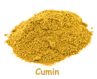 Spice - cumin Royalty Free Stock Images