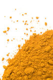 Spice Curcuma Stock Image
