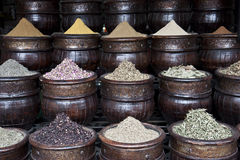 Spice Display Royalty Free Stock Photography