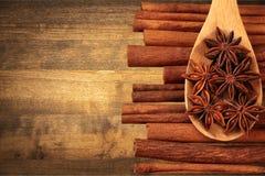 Spice. Food indian culture spoon organic cutting board vegetarian food Royalty Free Stock Photo