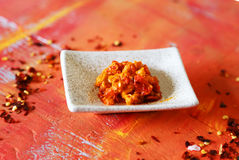 Spice food photo Royalty Free Stock Images