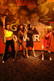 Spice Girls Wax Figures Stock Photography