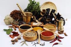 Spice - grain - aroma Stock Photo