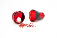 Spice grinder Royalty Free Stock Photo