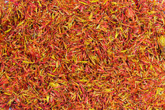 Spice and Herbal medicine - Safflower Royalty Free Stock Photos