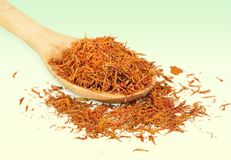 Spice. Indian culture pepper food ground cinnamon curry powder Stock Photos