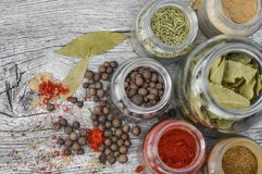 Spice, Ingredient, Mixed Spice, Superfood Stock Images