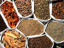 Spice of Life Stock Photo