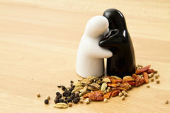 Spice love Royalty Free Stock Photo