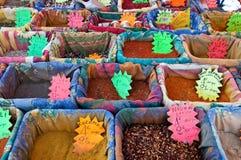 Spice market Royalty Free Stock Photography