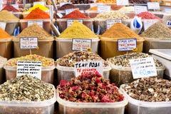 Spice Market Stock Photos