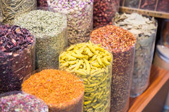 Spice market Royalty Free Stock Photos