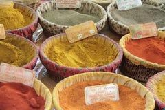 Spice market Stock Photography