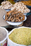 Spice market, India Stock Image