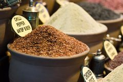 Spice Market - Istanbul Royalty Free Stock Image