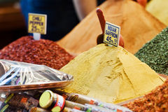 Spice Market - Istanbul Royalty Free Stock Photography