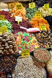 Spice market, Istanbul Stock Images