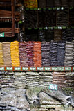 Spice Market. On the streets of Athens Royalty Free Stock Photos