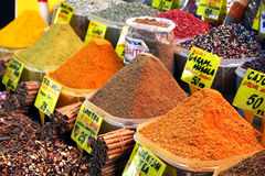 Spice Market - Turkey Stock Images