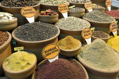 Spice market, Turkey-Istanbul Royalty Free Stock Image