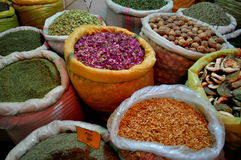 Spice Markets Royalty Free Stock Images