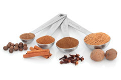 Spice Measurement Stock Photography