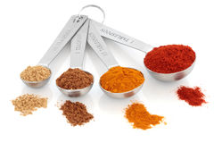 Spice Measurement Stock Images