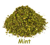 Spice - mint Royalty Free Stock Photos