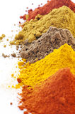 Spice mix Stock Photography