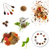 Spice Mix Royalty Free Stock Photography