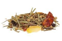Spice mix macro Royalty Free Stock Photo