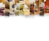 Spice Mix Stock Image