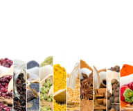 Spice Mix Stock Image