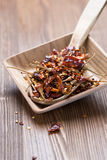 Spice mix. Royalty Free Stock Photo