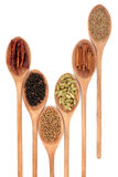 Spice Mixture Stock Photo