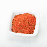 Spice mixture for fish courses Stock Photography
