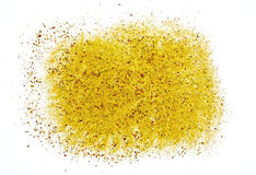 Spice mixture isolated Stock Image