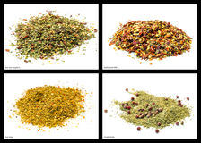 Spice mixtures Royalty Free Stock Image